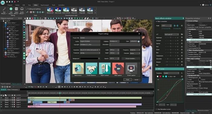 Top 8 Des Logiciels De Montage Video Gratuits Sans Filigrane En 2021 Easeus