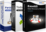 Data Recovery Wizard Technician + Partition Master Technician + Todo Backup Technician