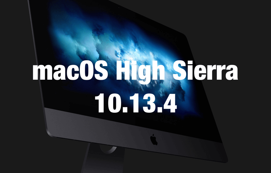 Télécharger macOS High Sierra