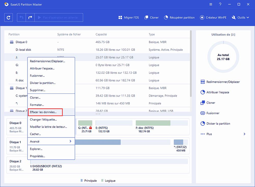 Comment r parer un disque dur externe endommag sans perte - Reparer table de partition disque dur ...