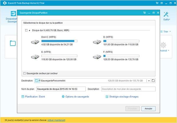 comment installer windows 7 sur nouveau disque dur