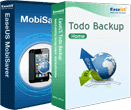 EaseUS MobiSaver + Todo Backup Home